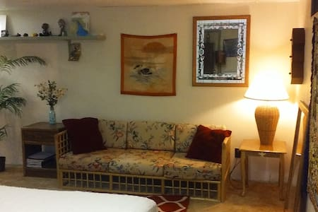 Cozy Quiet No Frills Lower Level of House - Mankato - Rumah