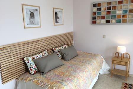 Beachfront studio - Estepona - Loft