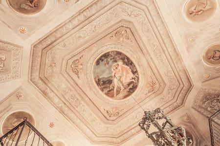 Loft affrescato in pieno centro - Bologna - Loft