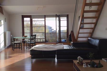 Lumineux, Spacieux appartement plein Sud - Auderghem - Apartment