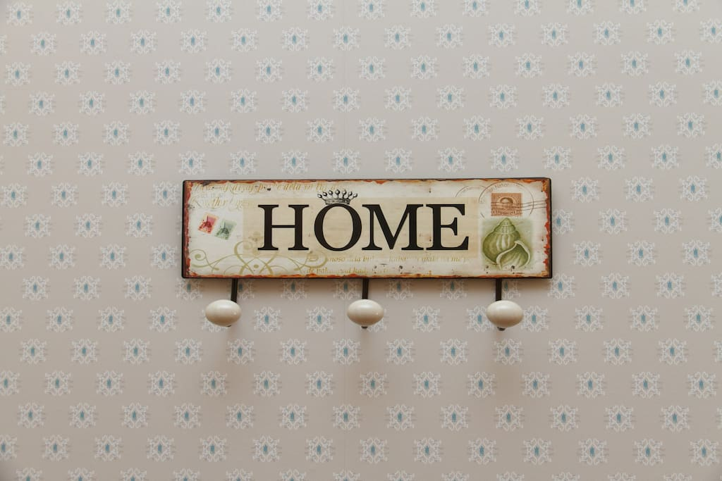 To feel like you are at your own home :-)