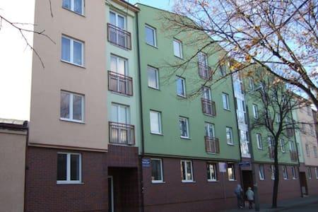 Centrum - mieszkanie z miejscem do parkowania auta - Apartment