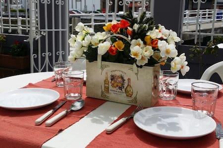 Piso bajo con terraza-jardín - Asturias - Lägenhet