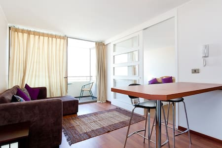 Furnished Apartment Forestal Park 2 - Recoleta - Apartment
