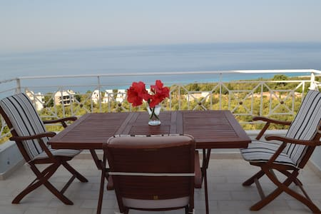Panorama Apartment in Dhermi - 08 - Wohnung
