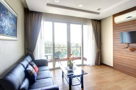 Ocean View Studio Karon Phuket S & S 507 - Appartement
