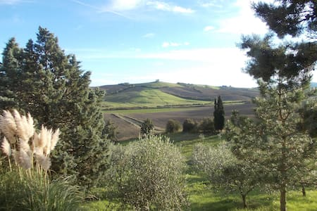 bellissimo panorama toscano - Lejlighed