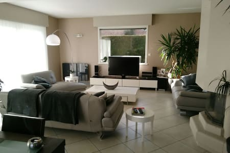 Chambres tt confort à 10 m de lille - House