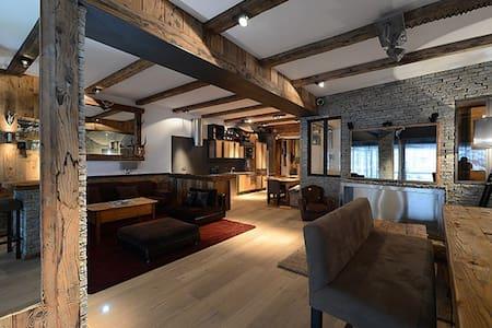 loft design - Megève