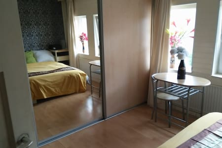 Comfortable room  near public transport and shops - Sorház