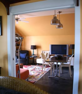 Carriage House suite in Habersham - Beaufort - Maison