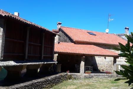 Preciosa casa en entorno rural cerca de Compostela - Framán - Haus