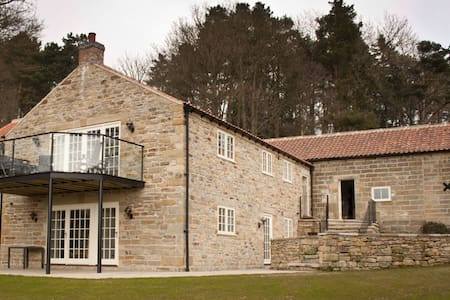 The Barn at Rigg End, Pickering - House
