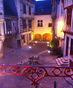 Flat in Noyers Burgundy France  - Appartement