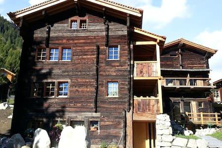 """Joli apart au """"Gerbi Hüs"""" sous toit - Reckingen-Gluringen"""