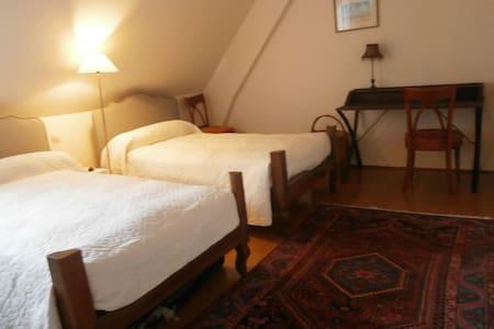 CHAMBRE DOUBLE PRIVEE - Flat