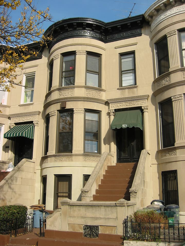 3 Story Town House in Park Slope