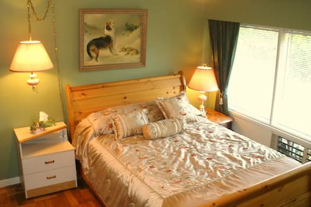Chilliwack Bed and Breakfast - Szoba reggelivel