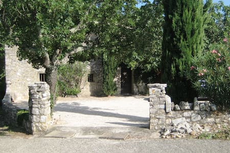 La Belgerie du Gard. - Saint-André-de-Roquepertuis - House