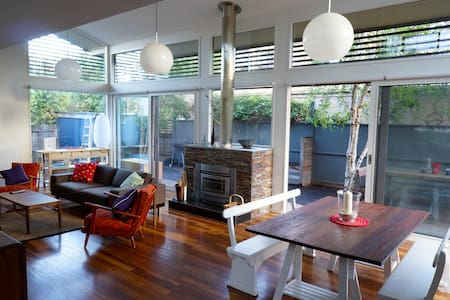 Architecturally designed 2 bed home - Barwon Heads