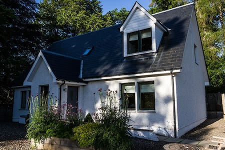 Luxury Scottish Cottage and Hot Tub - Blairgowrie - House