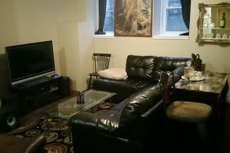Stylish 1BR Apartment Downtown - Dubuque - Pis
