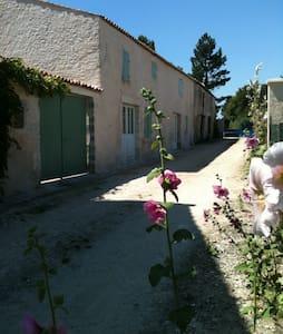 Maison de charme typique Charentais - Moëze - Ev