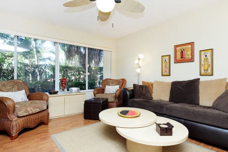 Cute Villa w/POOL 250 yds to BEACH - Fort Lauderdale