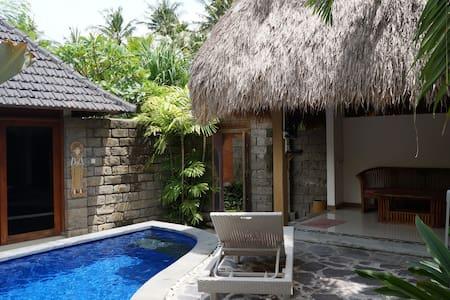 One BedRoom Villa Rental Near Sanur
