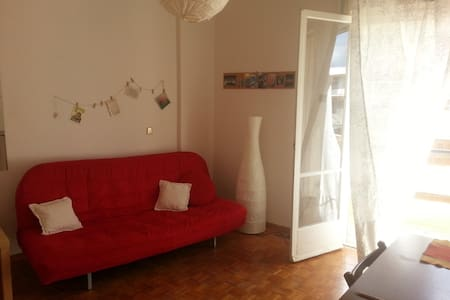 Cozy room in the center of Chania - Chania - Wohnung