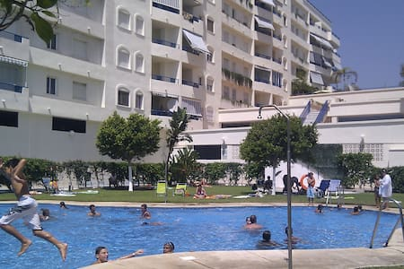 Banana Beach appartment, Marbella
