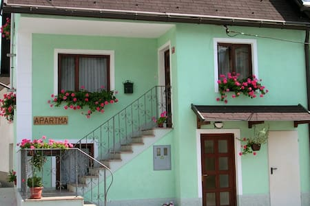Nice apartment Anja in Bovec - Byt