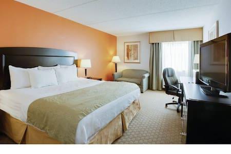 Hotel room in Rochester - Rochester