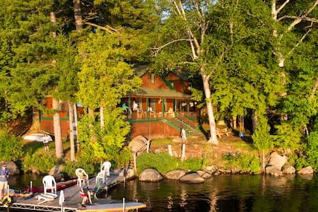 Coccia Pines - Adirondack getaway - Kisház