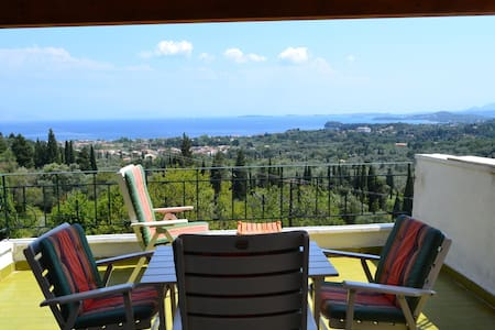 Lovely one family house in Corfu ! - Rumah