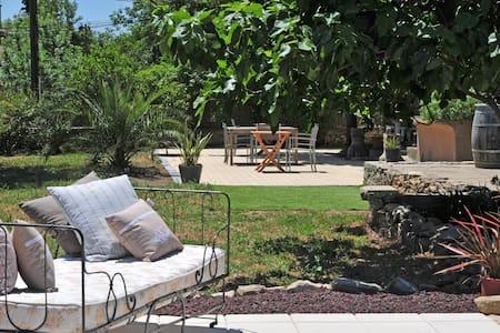 Chambres d'hôtes Maison Matisse - Saint-Nazaire-d'Aude - Bed & Breakfast