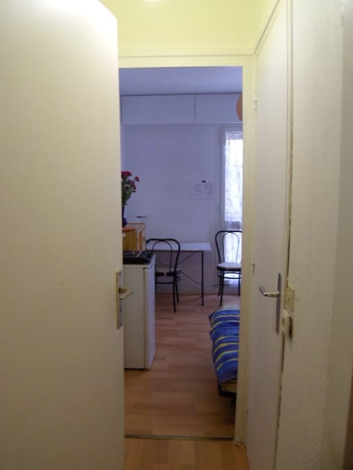Separate Room with private bathroom