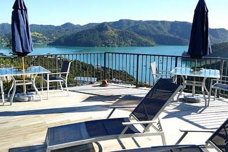 Waimanu Lodge Northland New Zealand - Apartment