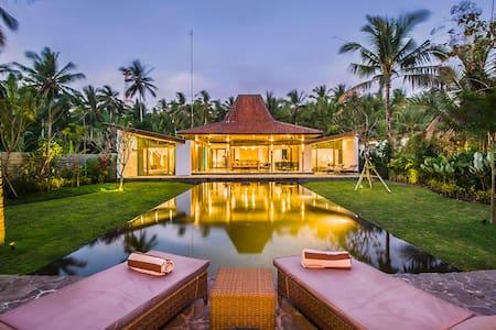 Villa Satu - The Melaya Villas - Villa