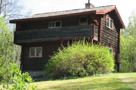 Summer cottage away from town - Siljansnäs
