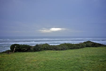 Ocean Front Cottage, Yachats, OR - 獨棟