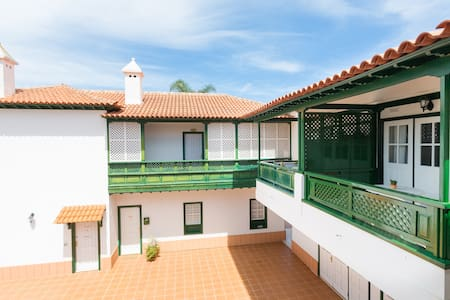 Luxury aprt for 2 in typical canary house - Puerto de la Cruz