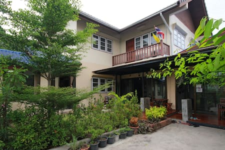 Mon Lodge- transit Donmuang Airport - Penzion (B&B)