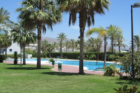 CastellPlaya 1 luxury apartment - Castell de Ferro - Apartment
