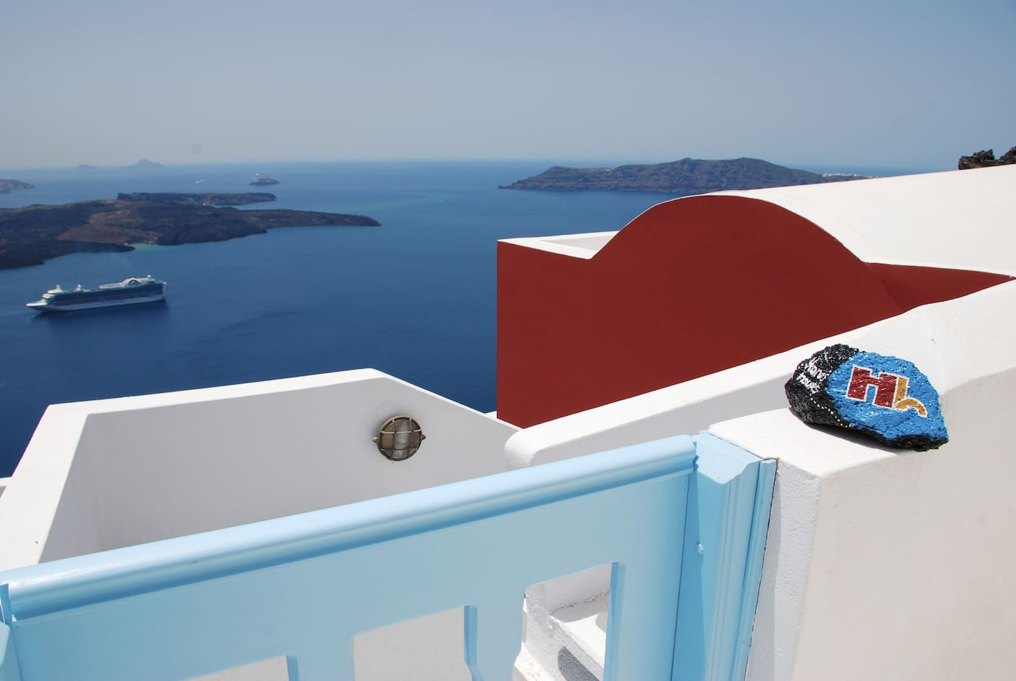 Hara's Houses - Studio 2, the red Tholos house
