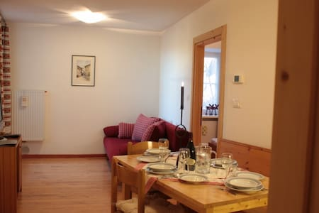 Casa Pioncla Apartments- Il Mulino - Malosco - Appartement