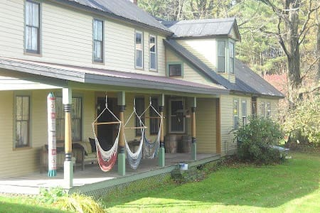 Vermont Bed and Breakfast - South Royalton - Pousada