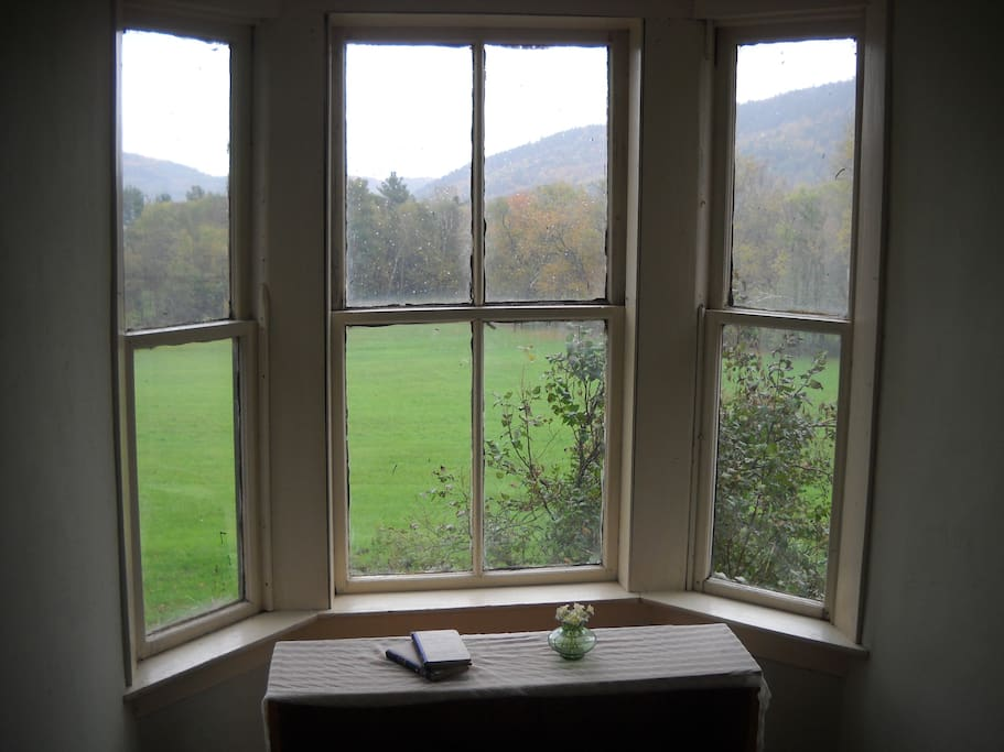 View from the Dormer Room