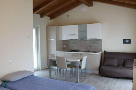 Miniappartamenti nel verde - Wohnung