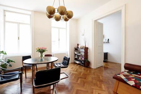 Neu: Zentrales Vintage Loft - Wien - Wohnung